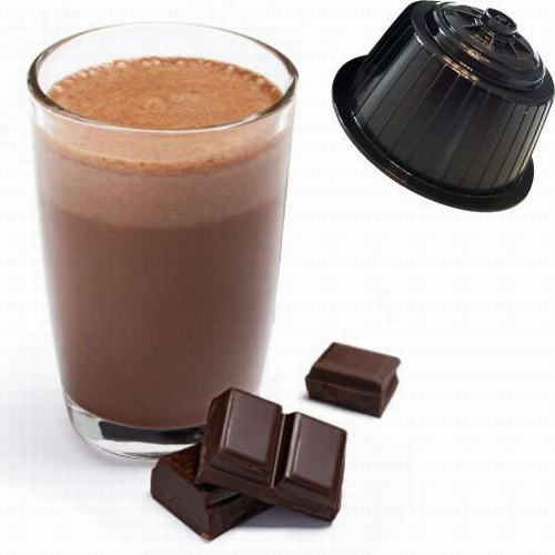 Maxi choco, capsules compatibles Dolce Gusto