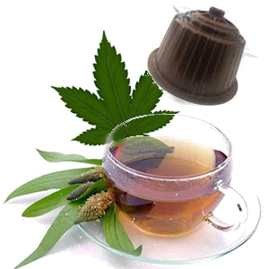 10x Tisane  Relax CANNABIS compatible DOLCE-GUSTO®